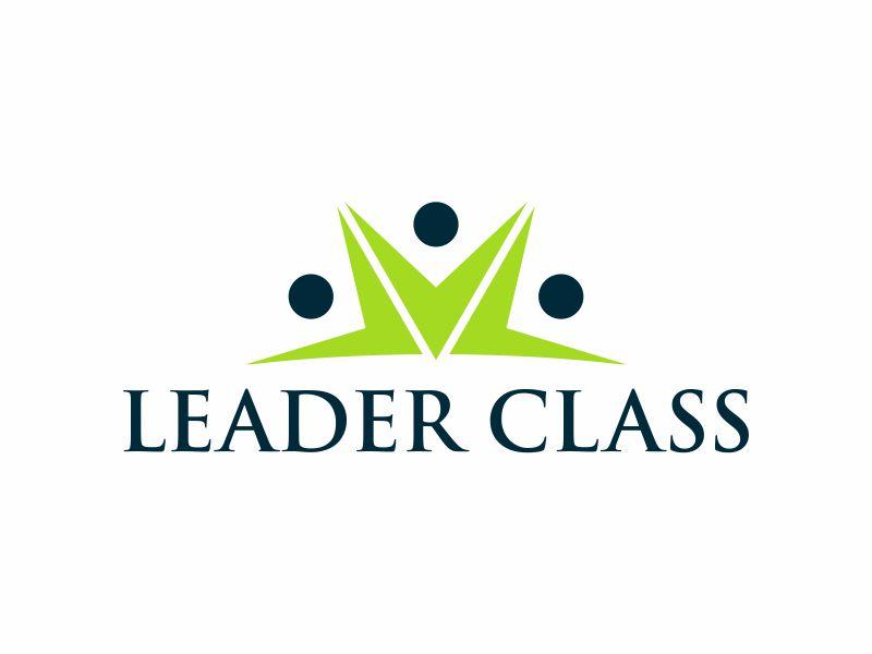 LeaderClass logo design by y7ce