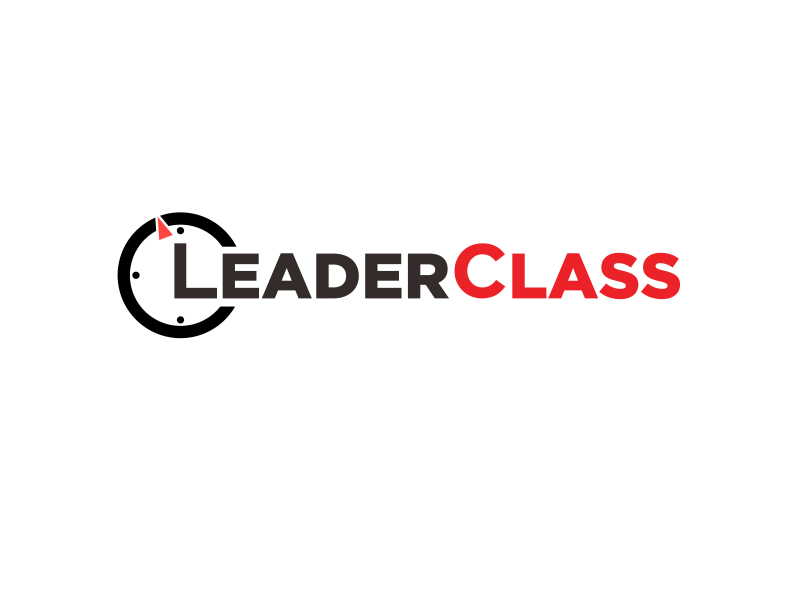 LeaderClass logo design by aura