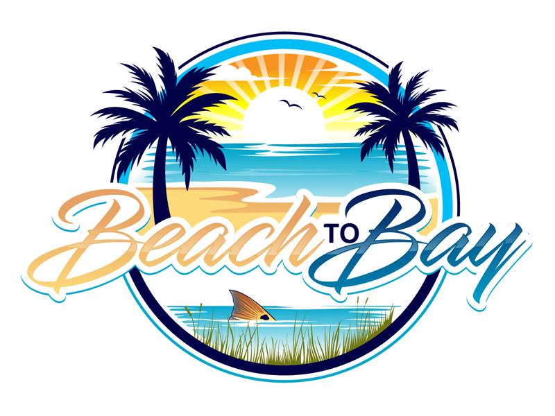 Beach to Bay Logo Design