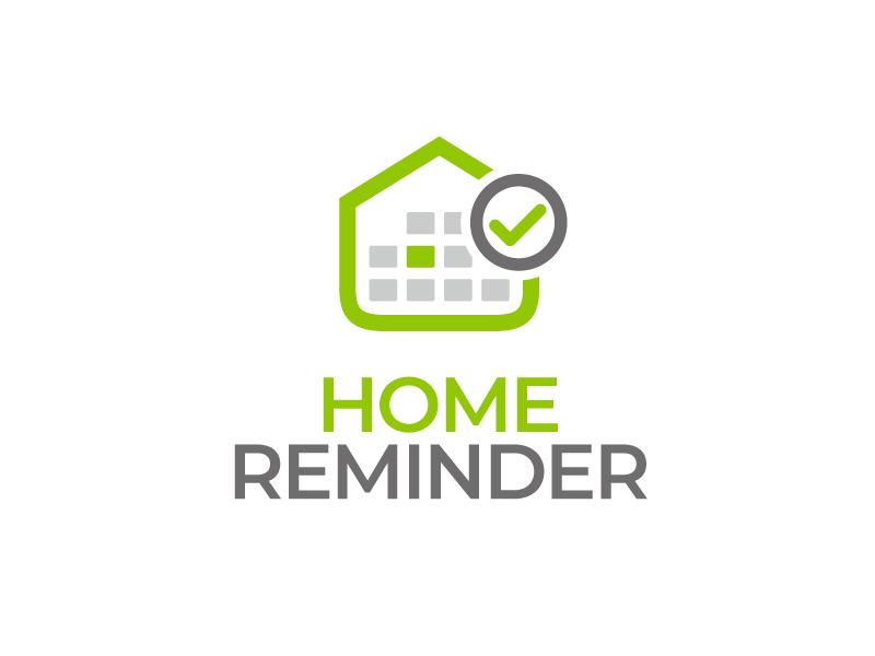 Home Reminder logo design by sanworks