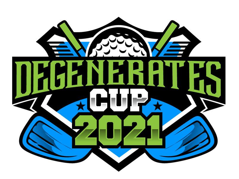 Degenerates Cup 2021 logo design by DreamLogoDesign