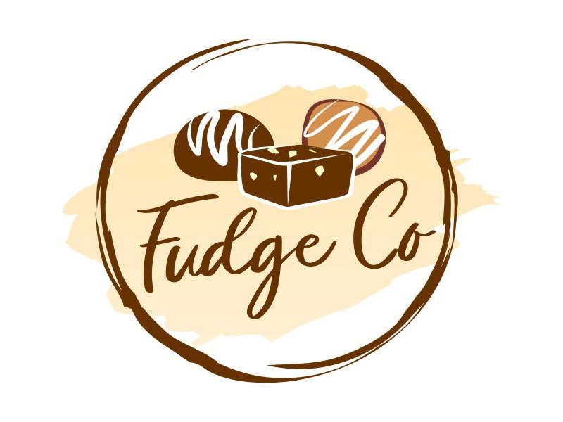 Fudge Co logo design by haze