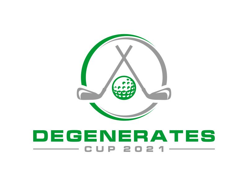Degenerates Cup 2021 logo design by mukleyRx