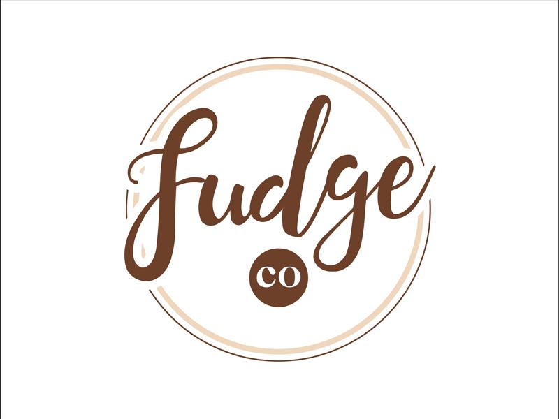 Fudge Co logo design by ARTSHREE