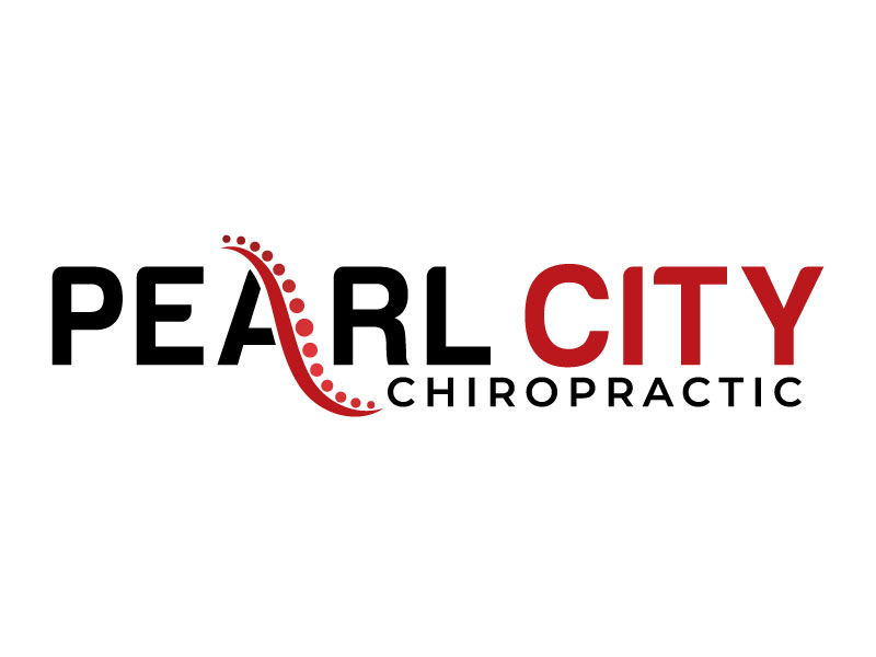 Pearl City Chiropractic logo design by Bhaskar Shil