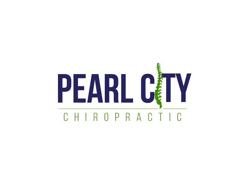 Pearl City Chiropractic logo design by usef44