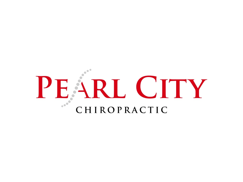 Pearl City Chiropractic logo design by yunda