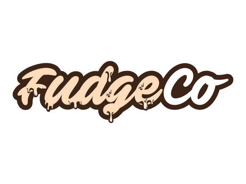 Fudge Co logo design by torresace