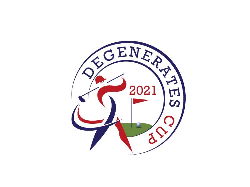 Degenerates Cup 2021 logo design by Webphixo