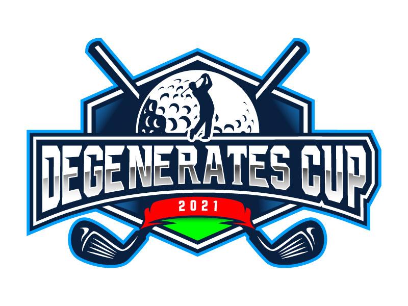 Degenerates Cup 2021 logo design by jishu