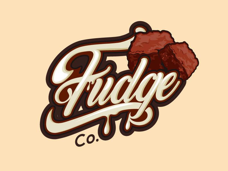 Fudge Co logo design by usashi