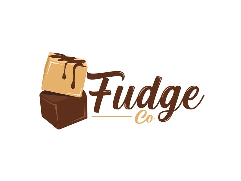 Fudge Co logo design by ingepro