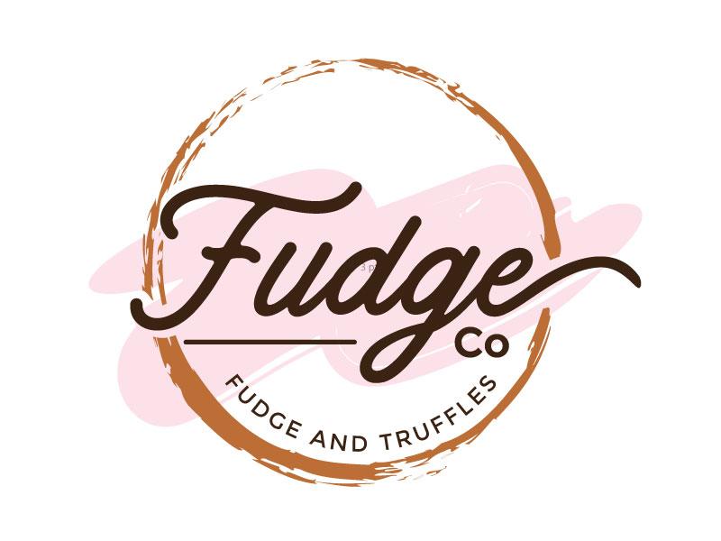 Fudge Co logo design by REDCROW