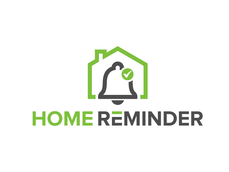 Home Reminder logo design by jaize