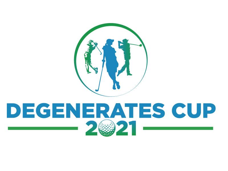 Degenerates Cup 2021 logo design by Htz_Creative