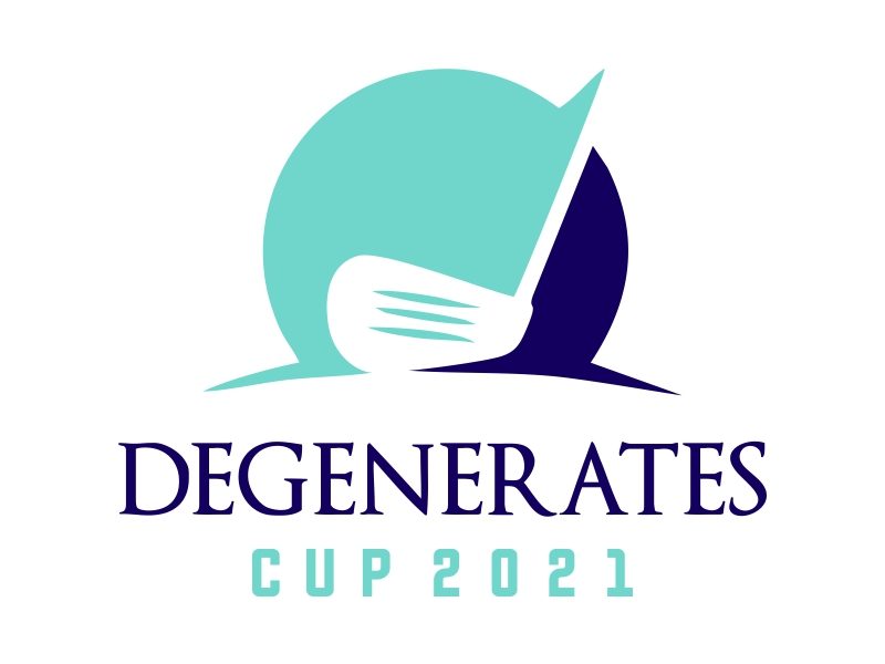 Degenerates Cup 2021 logo design by JessicaLopes