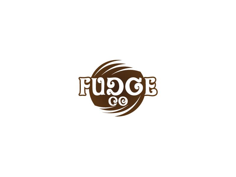 Fudge Co logo design by zenith