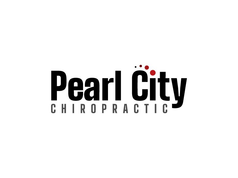 Pearl City Chiropractic logo design by Dawn