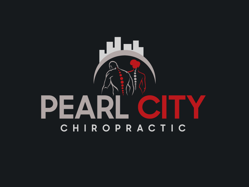 Pearl City Chiropractic logo design by aRBy