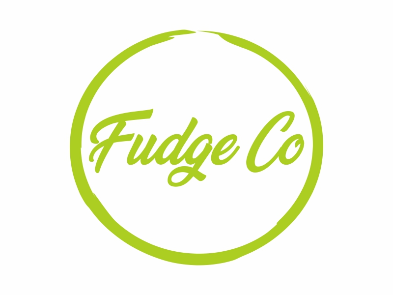Fudge Co logo design by Greenlight