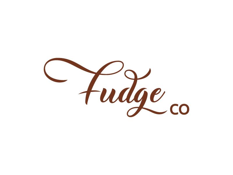 Fudge Co logo design by Saraswati
