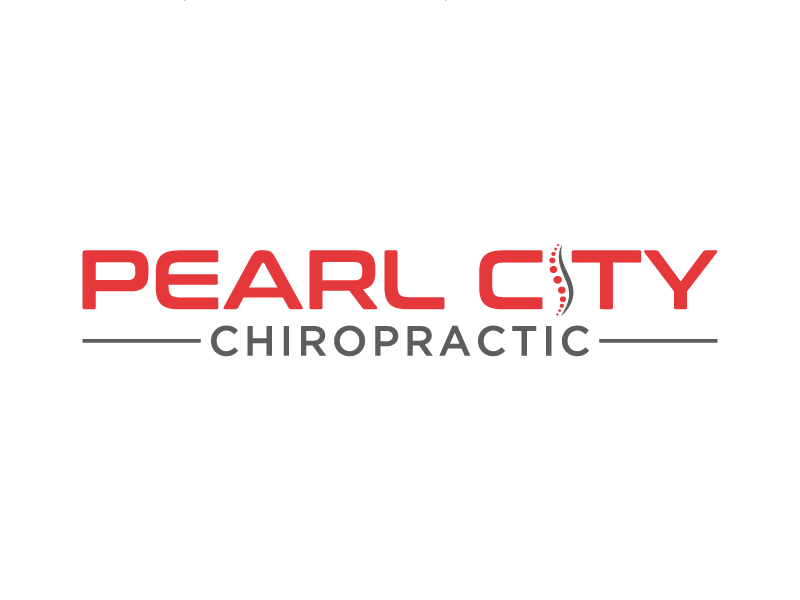 Pearl City Chiropractic logo design by Creativeminds