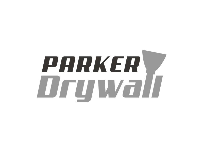 Parker Drywall logo design by Arto moro