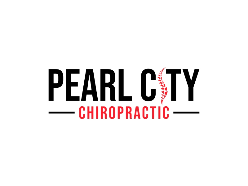 Pearl City Chiropractic logo design by EkoBooM