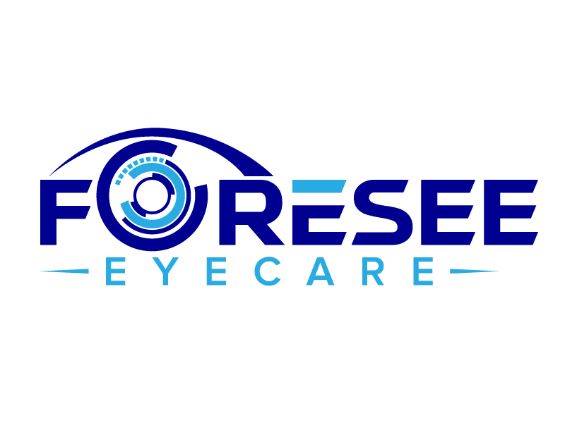 Foresee Eyecare logo design by jaize