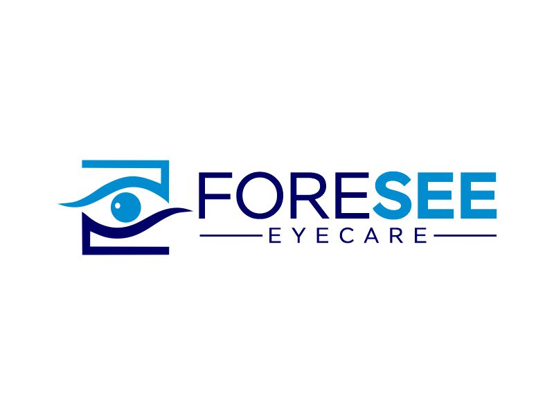 Foresee Eyecare logo design by Gwerth