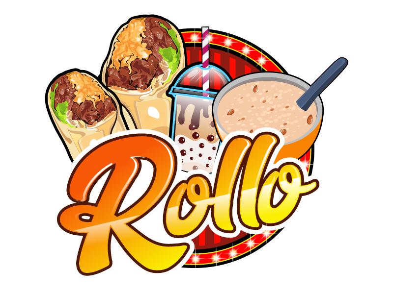 Rollo Logo Design