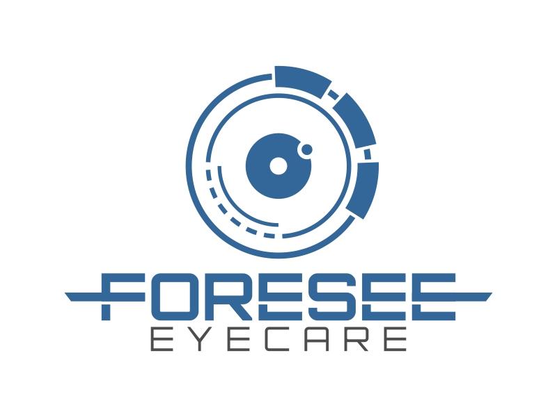Foresee Eyecare logo design by ekitessar