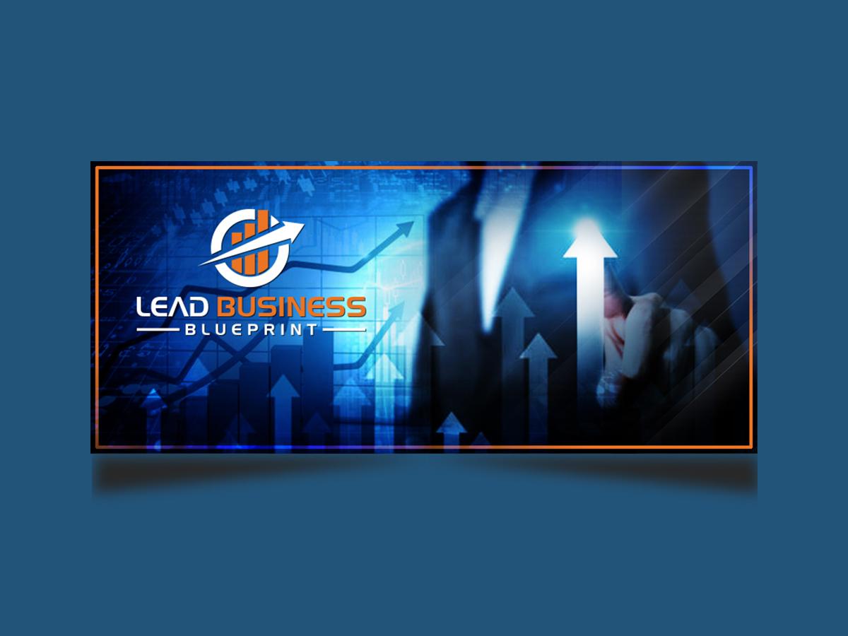 Lead Business Blueprint logo design by DreamLogoDesign