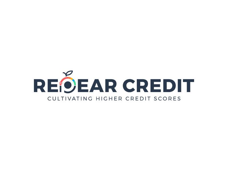 Repear Credit Logo Design