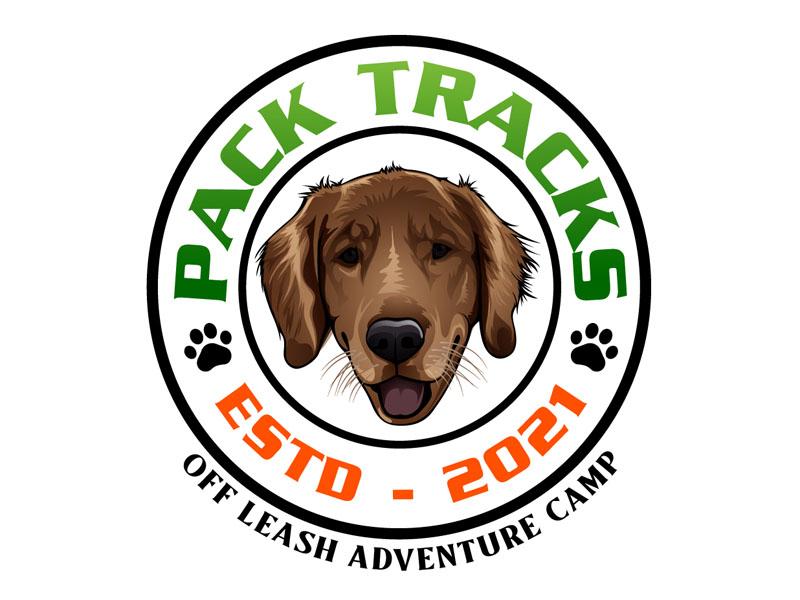 Pack Tracks logo design by DreamLogoDesign