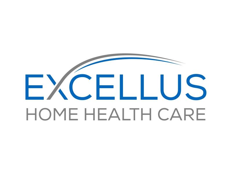 excellus home health care logo design by cintoko