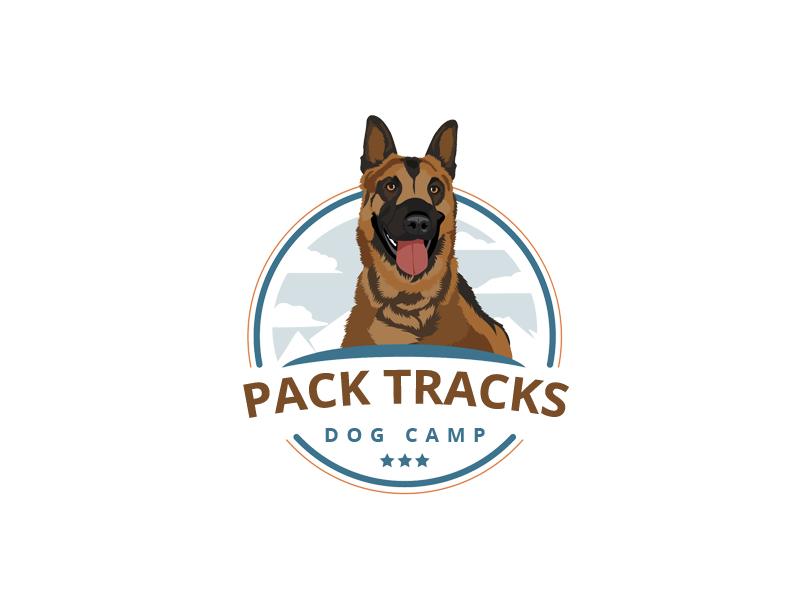 Pack Tracks logo design by senja03