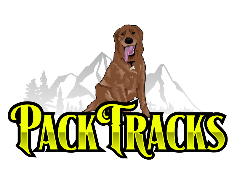 Pack Tracks logo design by ElonStark