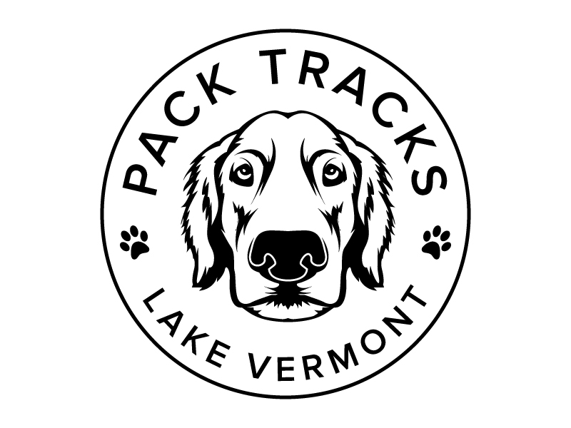 Pack Tracks logo design by jaize
