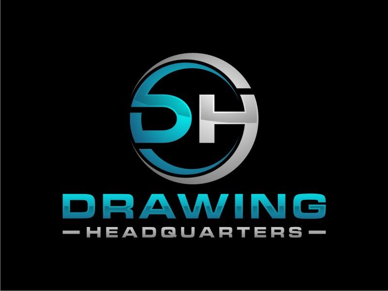 Drawing Headquarters logo design by Arto moro