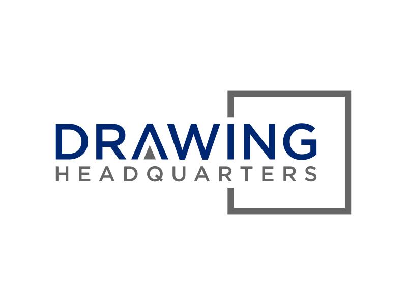 Drawing Headquarters logo design by puthreeone