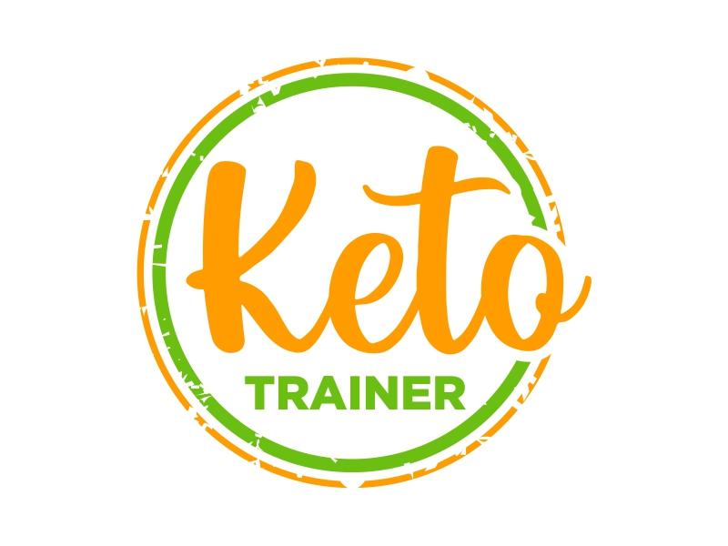 Keto Trainer Logo Design