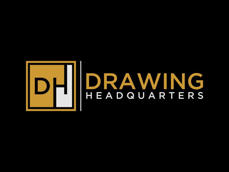 Drawing Headquarters logo design by mukleyRx