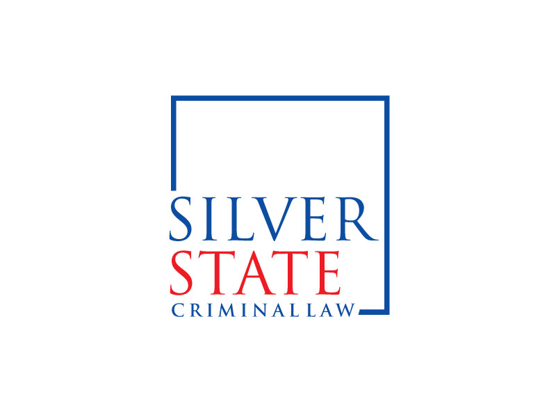 Silver State Criminal Law logo design by invento