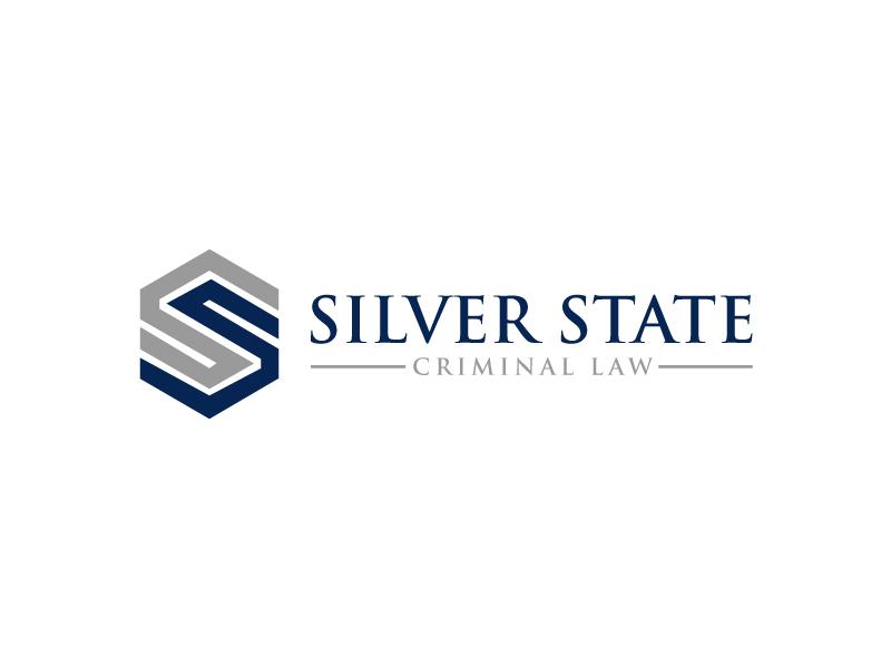 Silver State Criminal Law logo design by samueljho