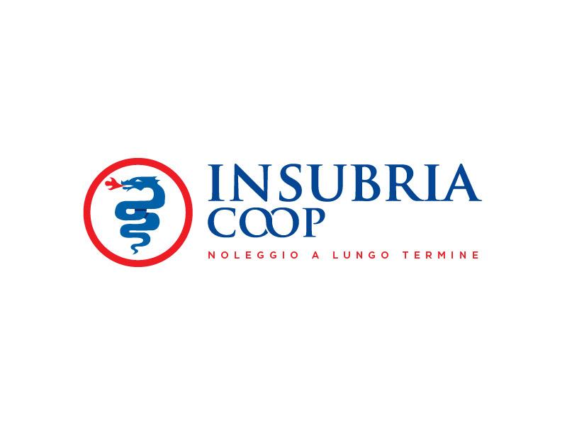 Insubria Coop Logo Design