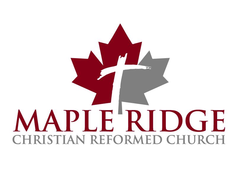 Maple Ridge Christian Reformed Church logo design by ElonStark