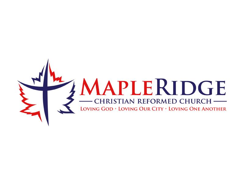 Maple Ridge Christian Reformed Church logo design by MAXR