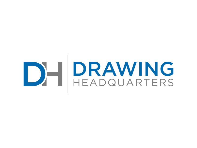 Drawing Headquarters logo design by haidar