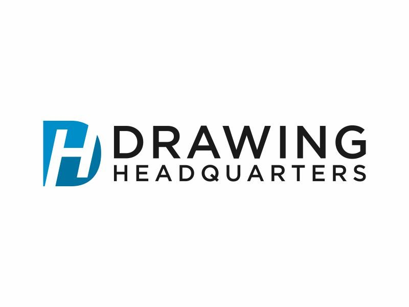 Drawing Headquarters logo design by y7ce